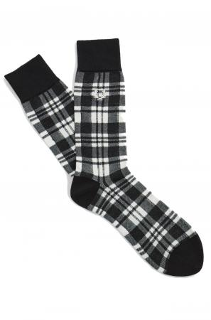 κάλτσες FRED PERRY Mod Scott Tartan Socks C7147_843