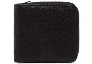 πορτοφόλι FRED PERRY Tambled Zip Around Wallet Pu Black L5267_102