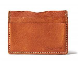Card Holder WRANGLER W0X06U181 cognac W0X06U181