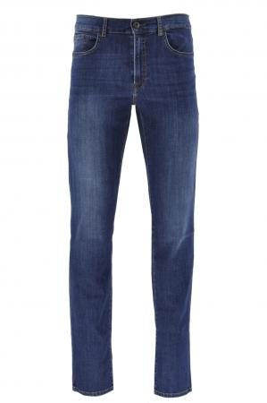 jeans TRUSSARDI 380 ICON DENIM CROSS CAROLINE_INK 1T003653