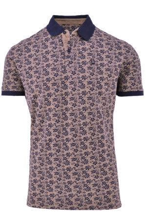 polo floral YES ZEE T731/TO00