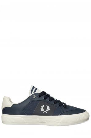sneakers FRED PERRY Clay Leather Poly B9102_608