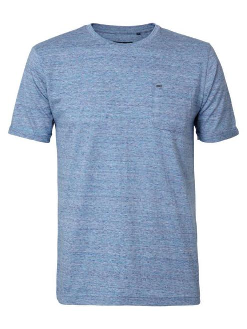 t-shirt PETROL INDUSTRIES MSS19TSR668_5065 | CLOTHING up wear